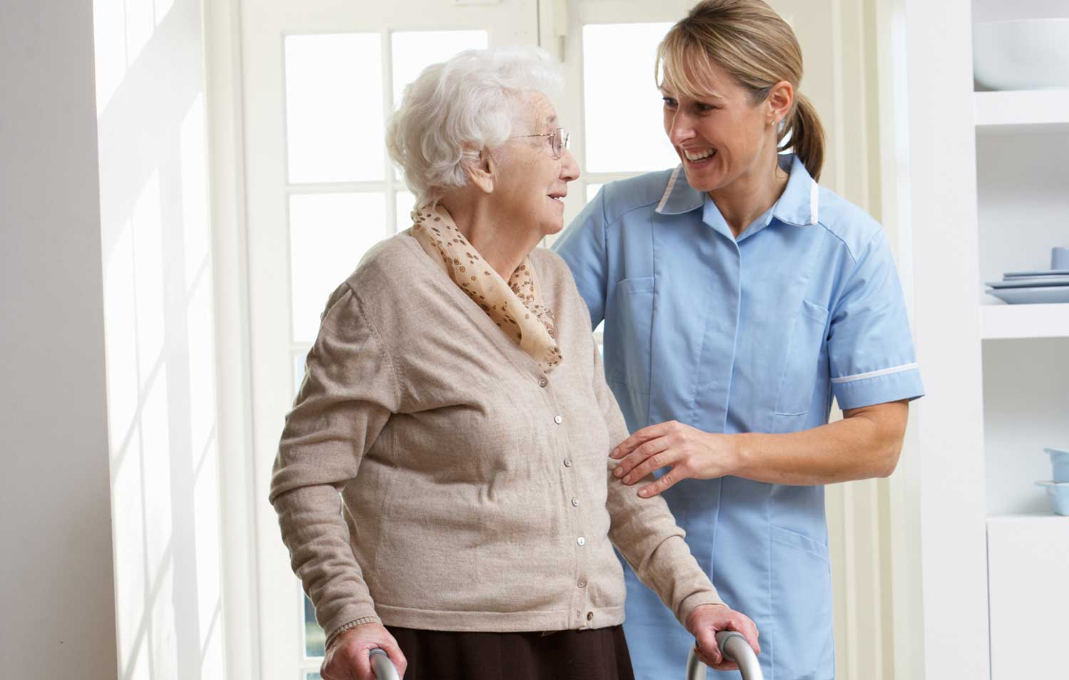 How will the rise of Home Care impact Residential Care Providers?