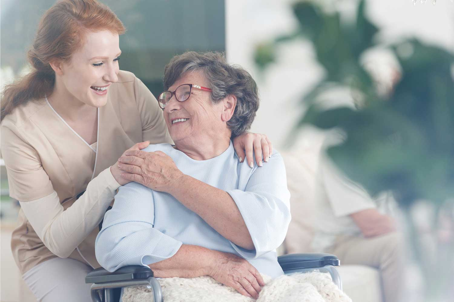 The importance of creating trust in your aged care home
