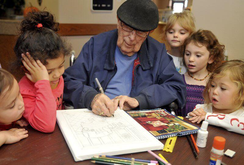 The Power of Intergenerational Learning