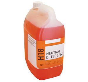 Accent Chemical Range - H18