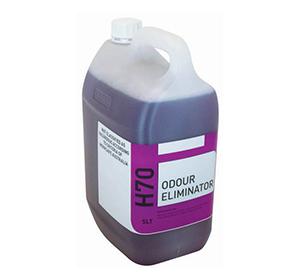 Accent Chemical Range - H70