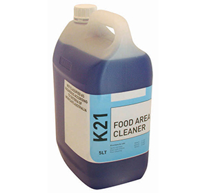 Accent Chemical Range - K21