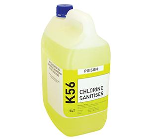 Accent Chemical Range - K56