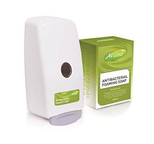 Accent Hygiene Range - Antibacterial Foaming Soap
