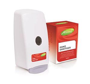 Accent Hygiene Range - Hand Sanitiser