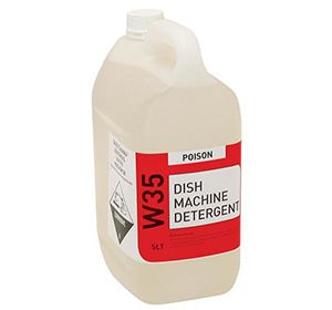 Accent Chemical Range - W35