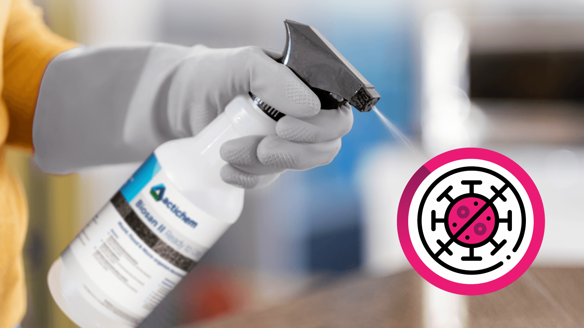 How to Use Surface Disinfection to Fight COVID-19
