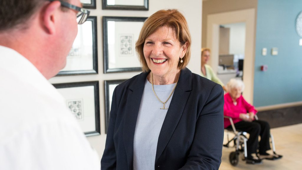 What Does Direct Care Time Mean for Aged Care CEOs?
