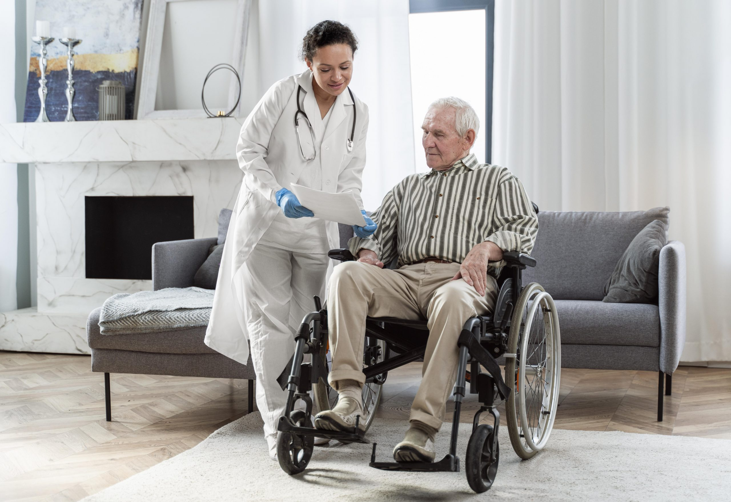How to Control Infections in Aged Care: Re-Engineering Our Facilities