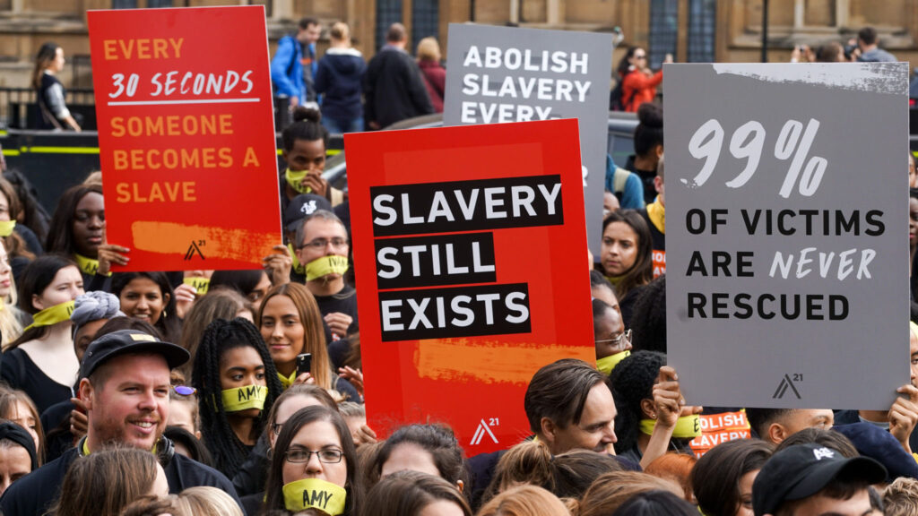 Combatting Modern Slavery with Focused Reporting